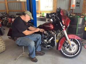 motorcylce harford county Maintenance